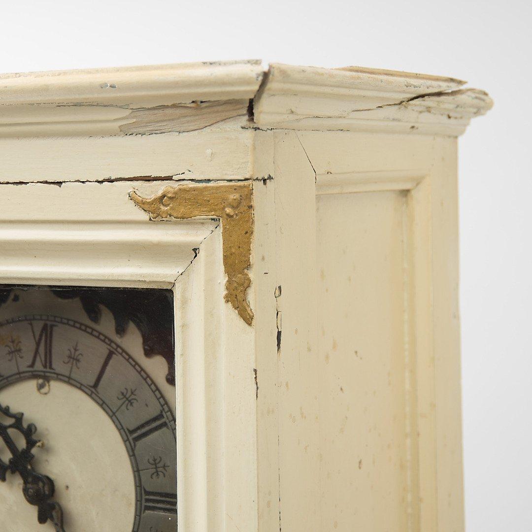 horloge sur pied antique su de en vente sur pamono. Black Bedroom Furniture Sets. Home Design Ideas
