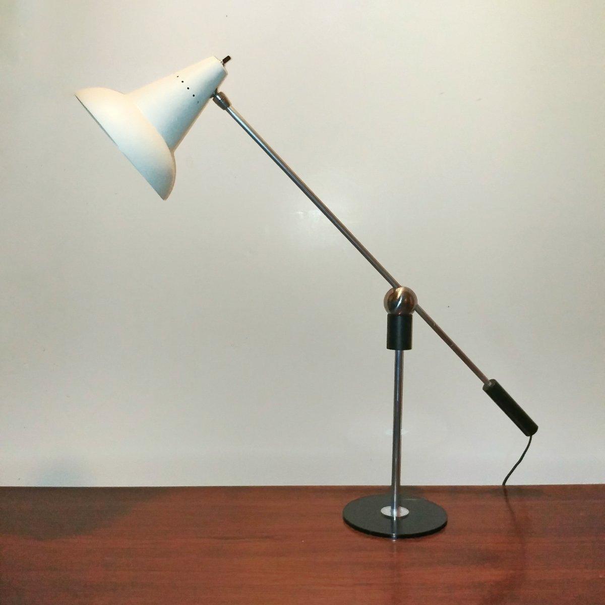 Schreibtischlampe von Gilbert Watrous für Heifetz