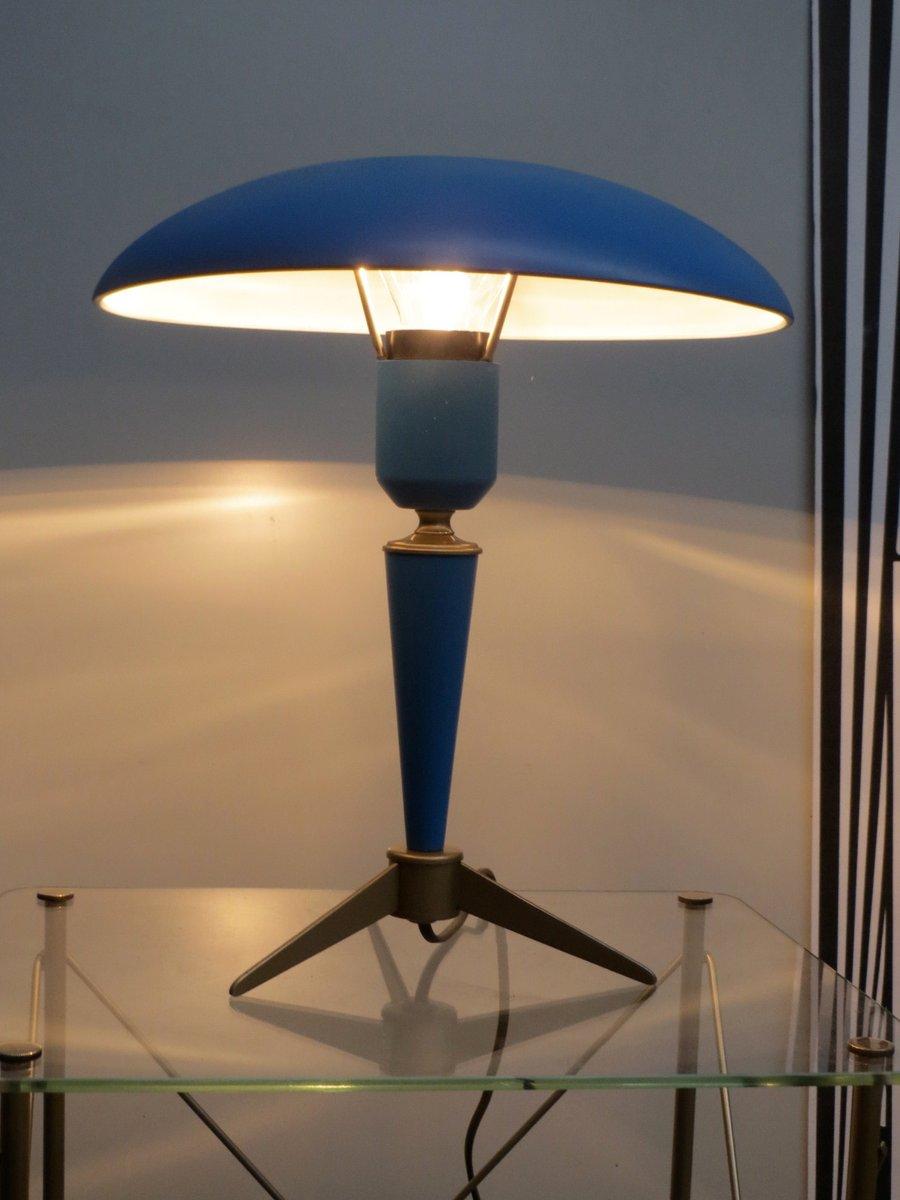 atomic ufo lampe von louis kalff f r philips 1950er bei pamono kaufen. Black Bedroom Furniture Sets. Home Design Ideas