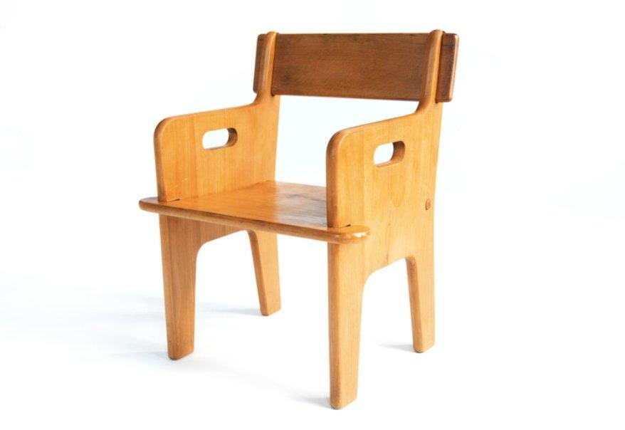 d nischer peter 39 s stuhl und tisch von hans j wegner f r. Black Bedroom Furniture Sets. Home Design Ideas