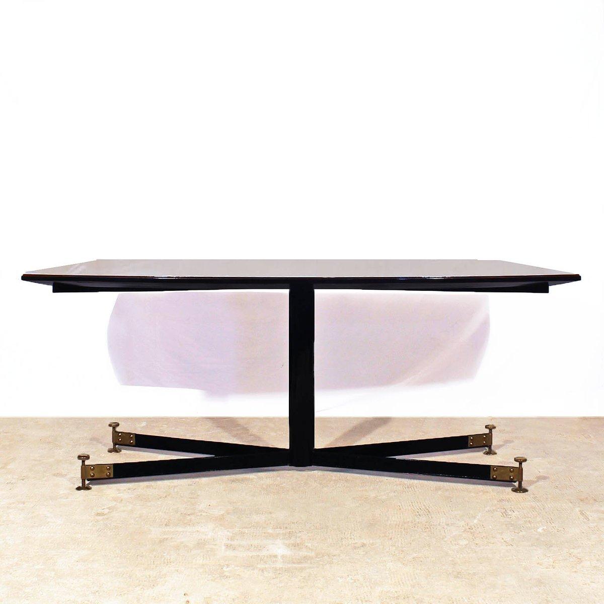 Italian Dining Table By Sergio Mazza, 1956