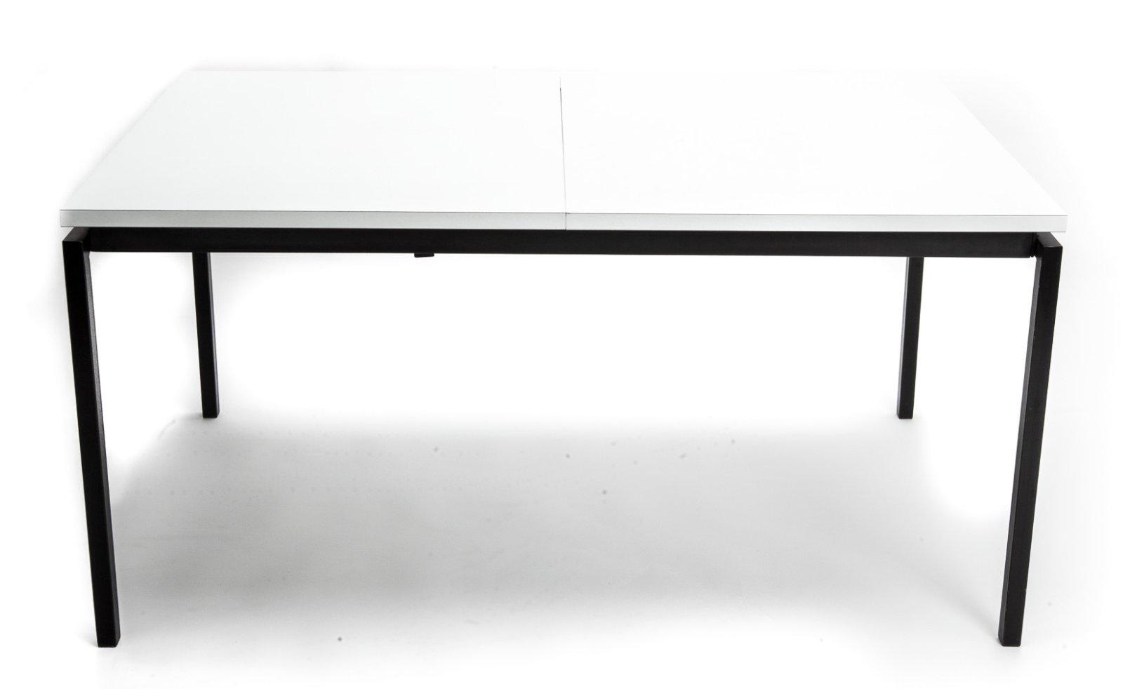 Schweizer Ausziehbarer UPW Tisch von Ulrich P. Wieser für Wohnbedarf, ...
