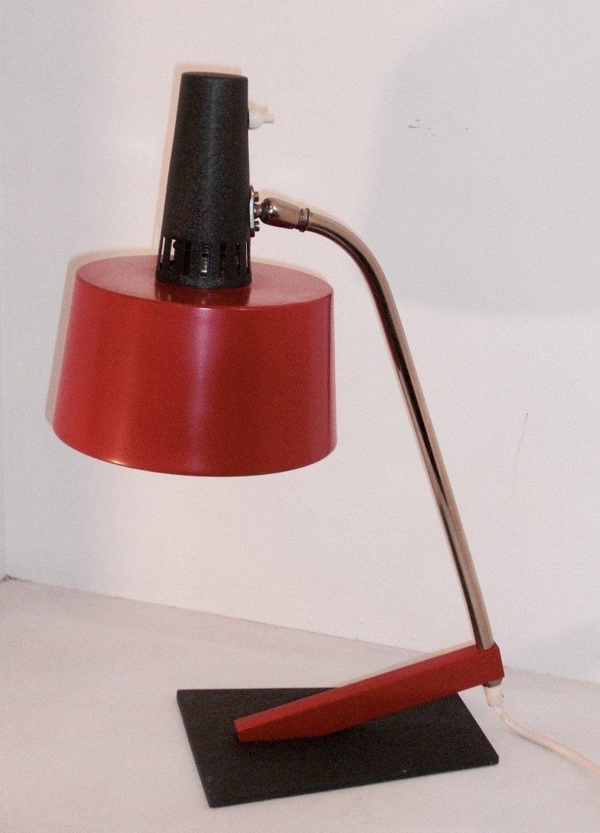 Red Metal Desk Lamp 1960s 12 569 00 Per Piece
