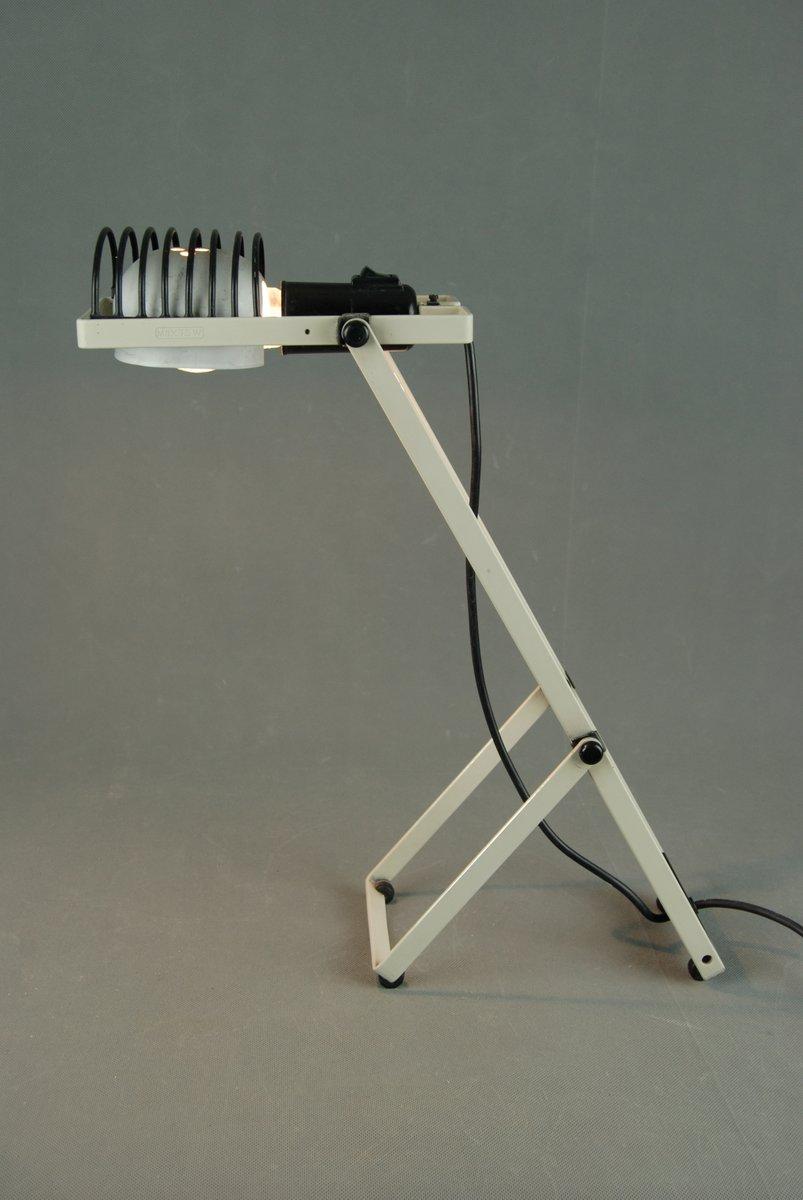 Sintesi Tavolo Tischlampe von Ernesto Gismondi für Artemide, 1970er