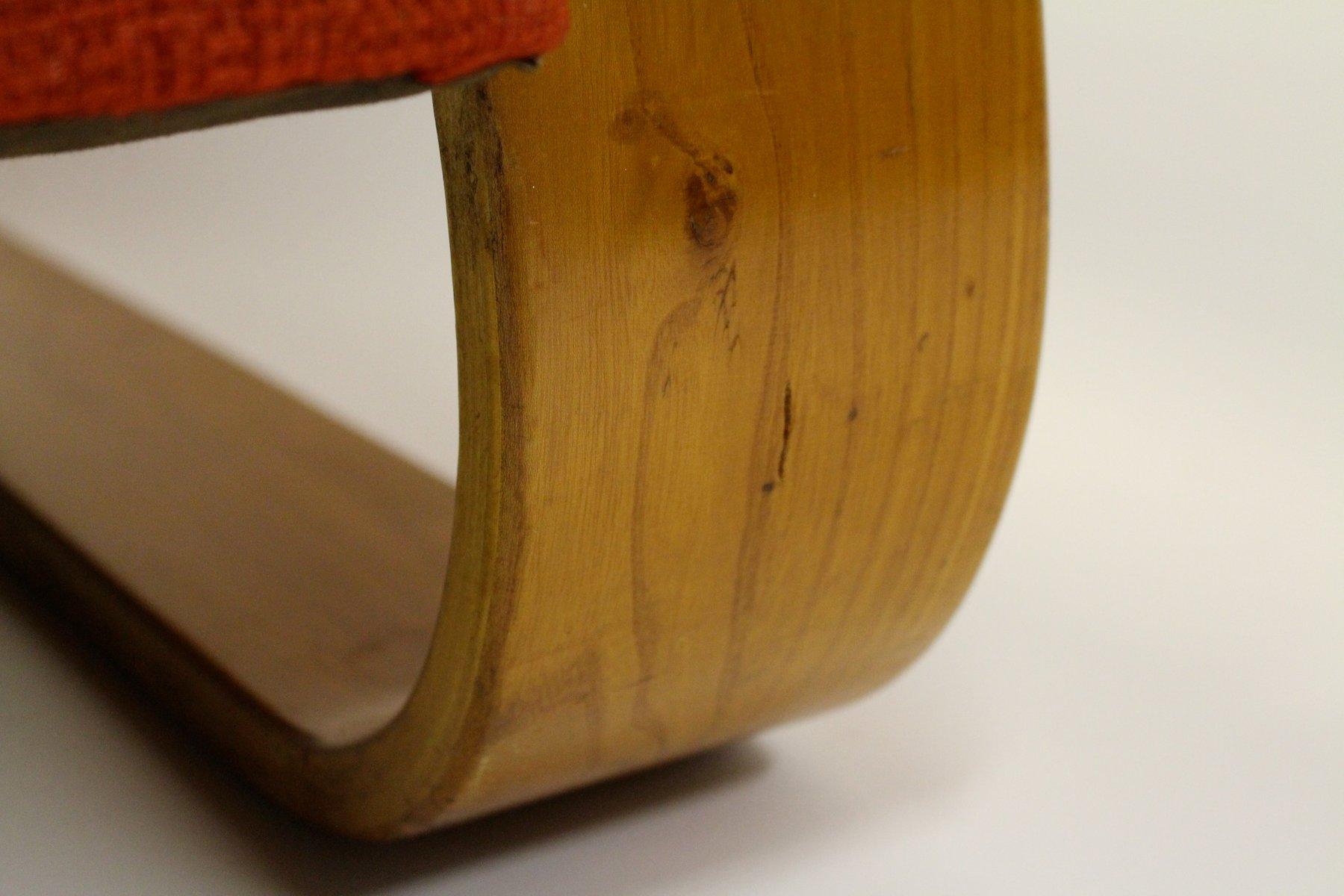 Chaise Modele 400 Par Alvar Aalto Pour Artek 1950s