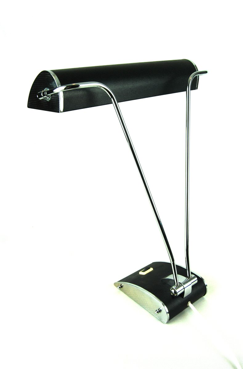 lampe de bureau vintage par eileen gray pour france jumo en vente sur pamono. Black Bedroom Furniture Sets. Home Design Ideas