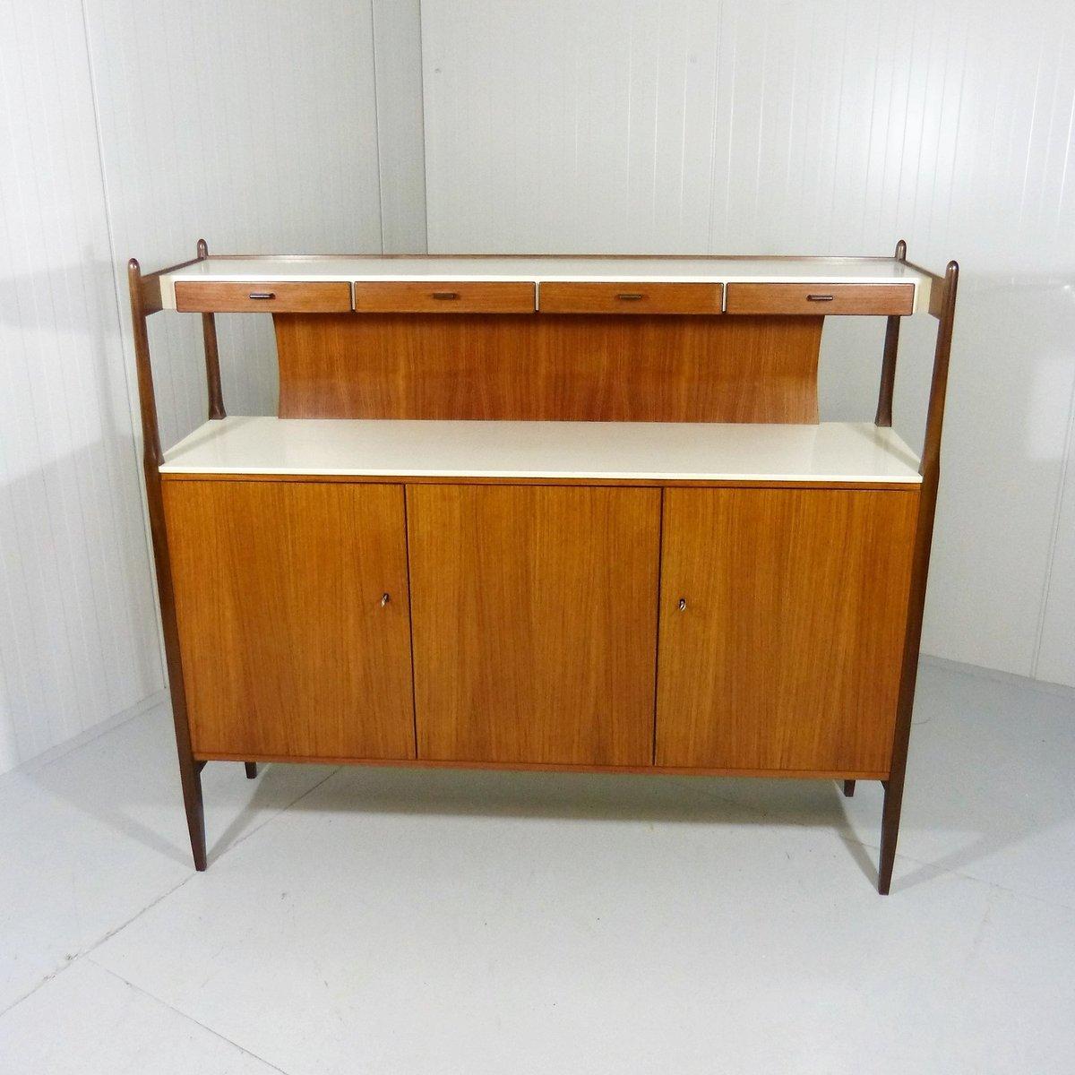 Buffet en Teck de Deutsche Werkstatten, 1960s en vente sur Pamono 40924954f3cd