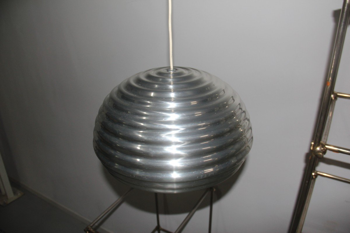Lampada Da Soffitto Di Castiglioni Per Flos Anni 39 60 In