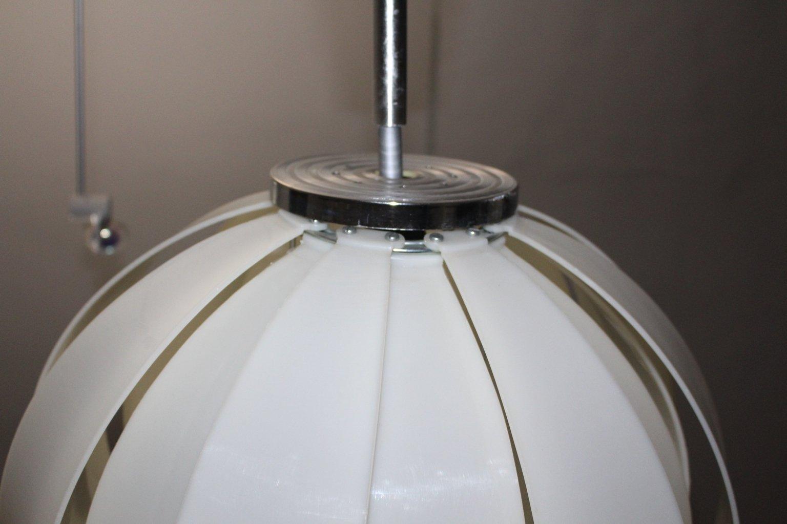 Runde vintage deckenlampe bei pamono kaufen for Runde deckenlampe