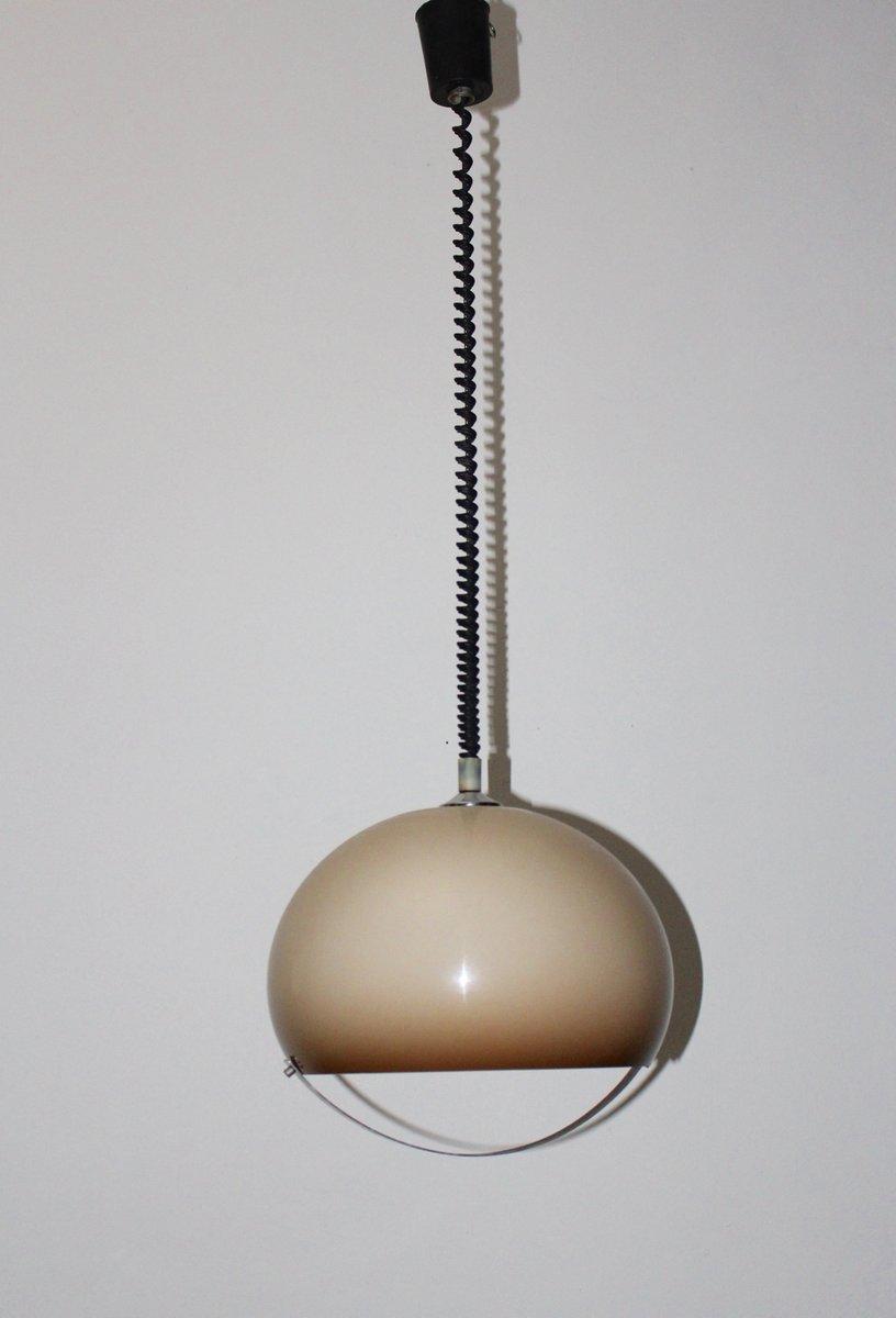 Verstellbare Vintage Deckenlampe