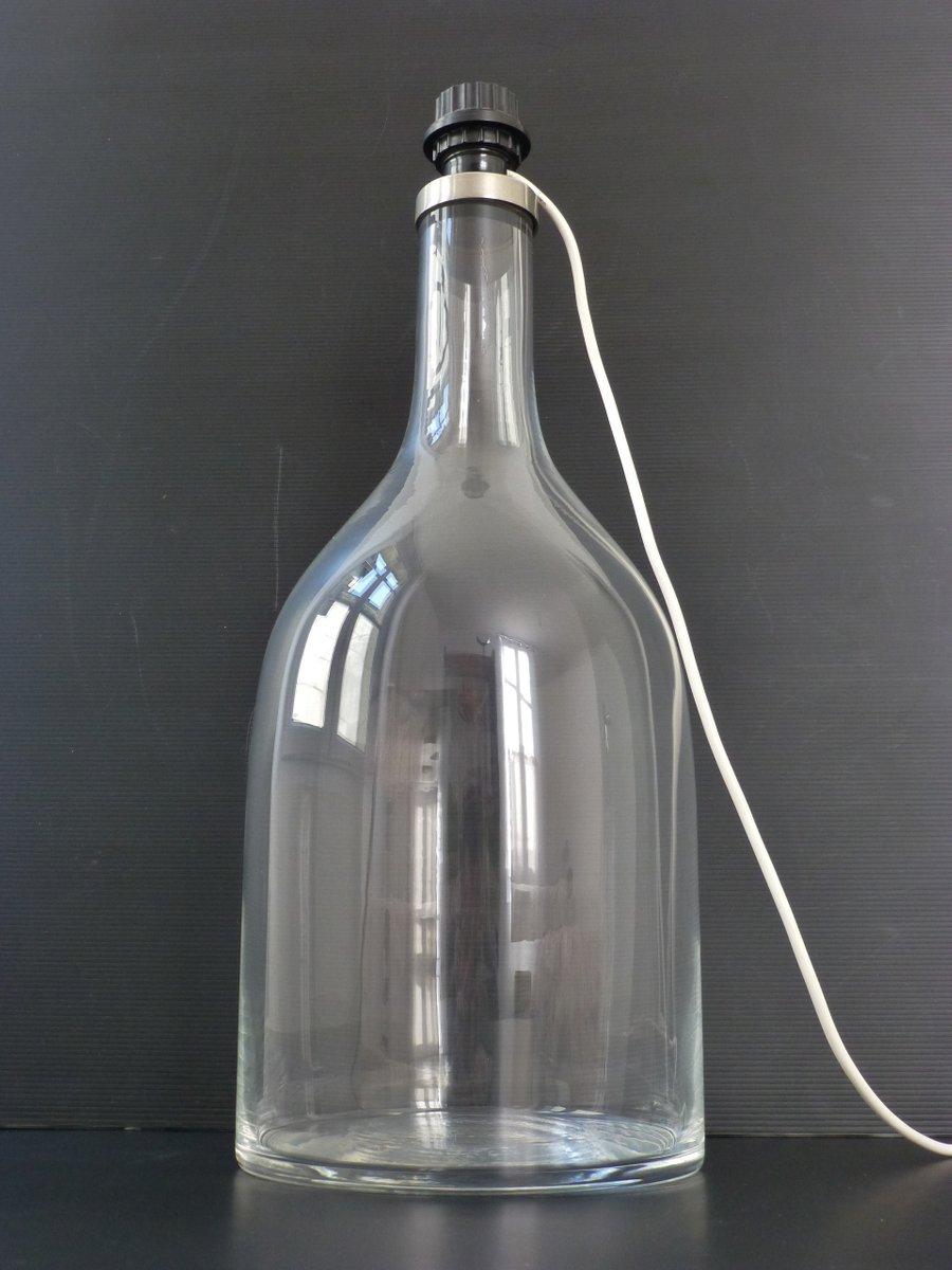 vintage glas lampen von ingo maurer f r design m 1960er 3er set bei pamono kaufen. Black Bedroom Furniture Sets. Home Design Ideas