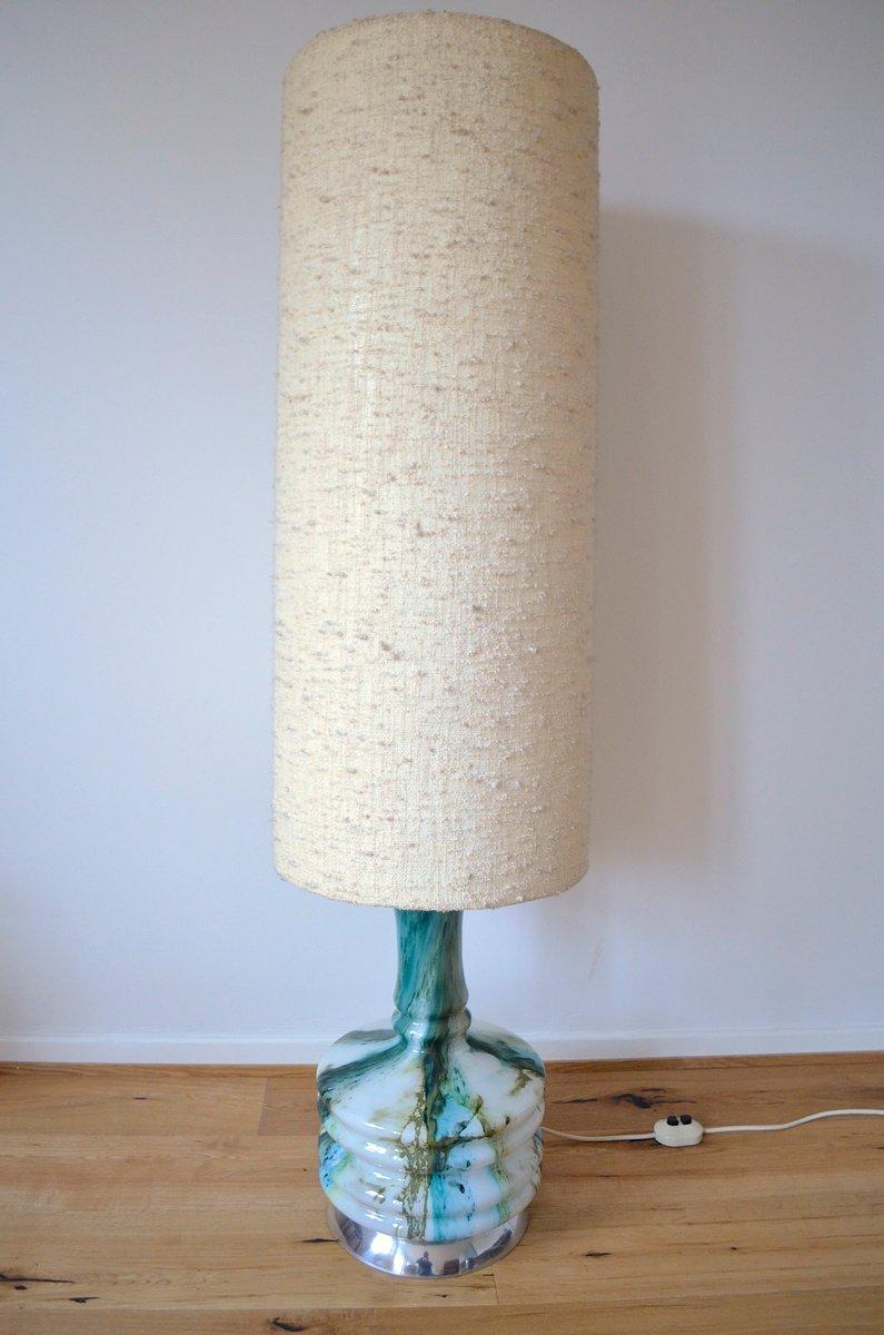 Große Stehlampe, 1970er