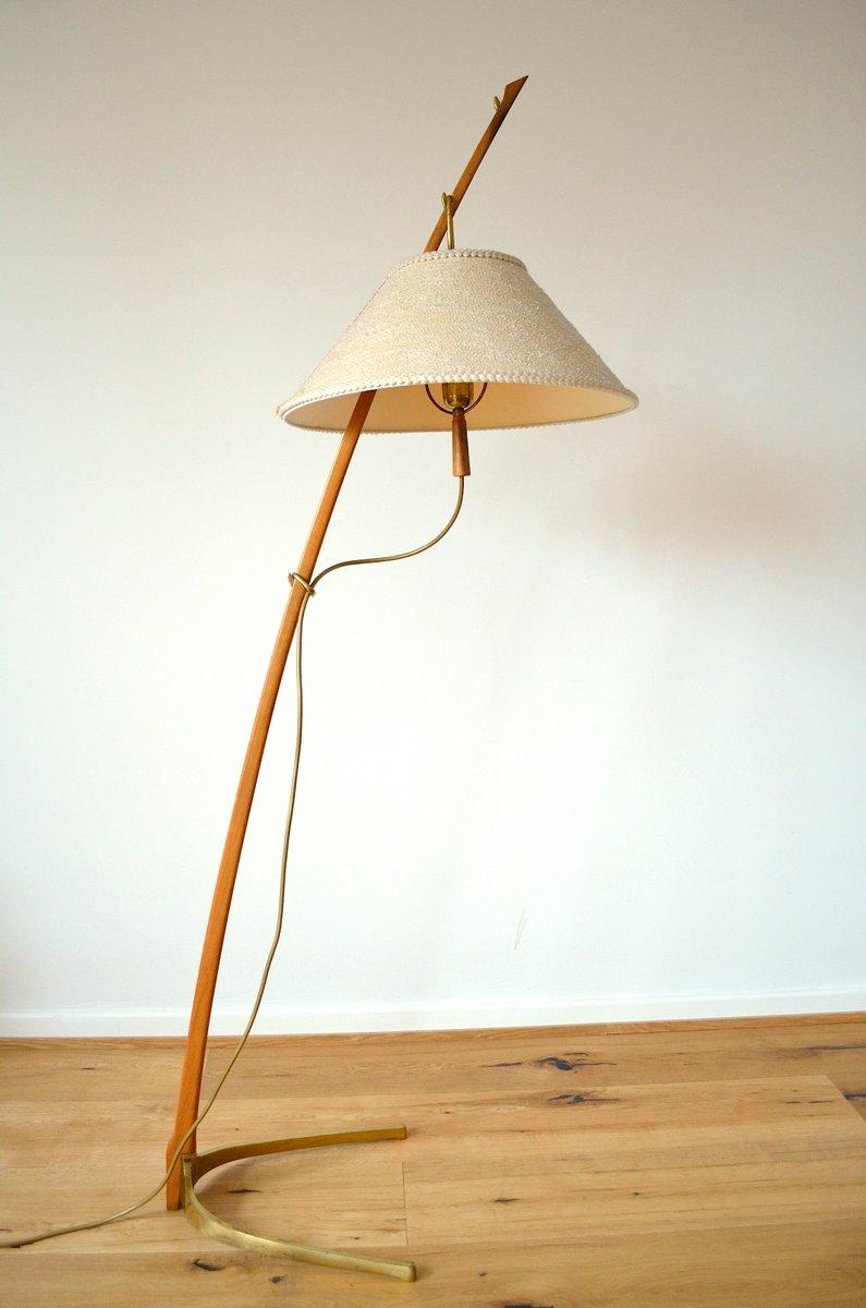 Mid-Century Mod. 2076 Dornstab Stehlampe von J. T. Kalmar