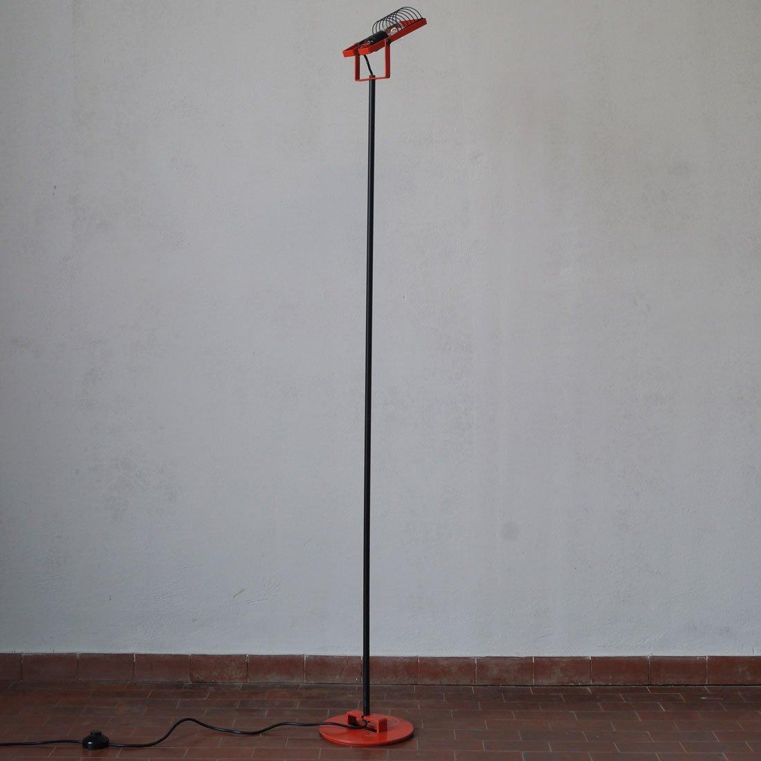 Vintage Sintesi Terra Stehlampe von Ernesto Gismondi für Artemide, 197...
