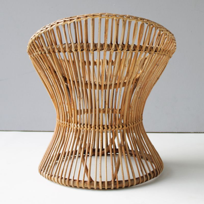 Price per set - Italian Vintage Rattan Chairs, 1950s, Set Of 2 For Sale At Pamono