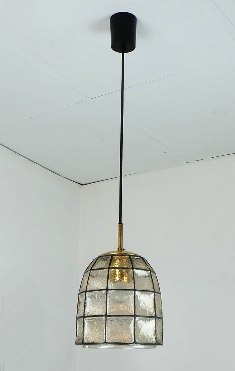 Vintage pendant lamp from glashtte limburg for sale at pamono vintage pendant lamp from glashtte limburg aloadofball Choice Image