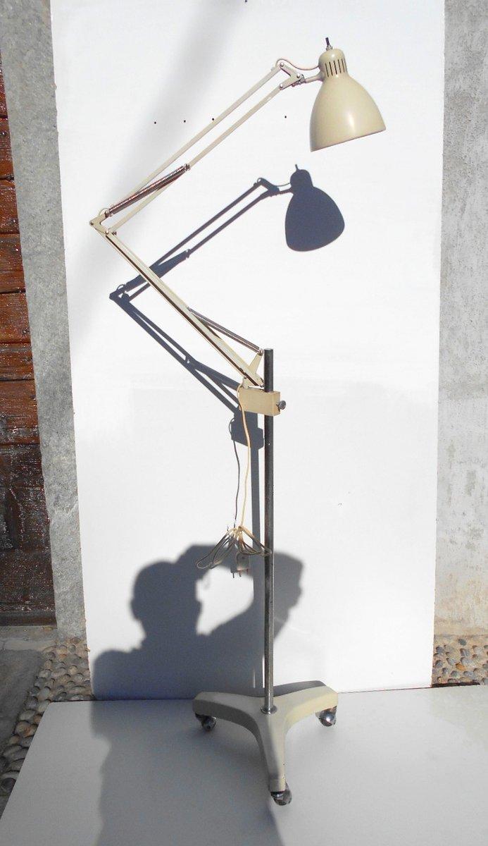 Naska Loris Stehlampe von Arne Jacobsen für Luxo, 1950er