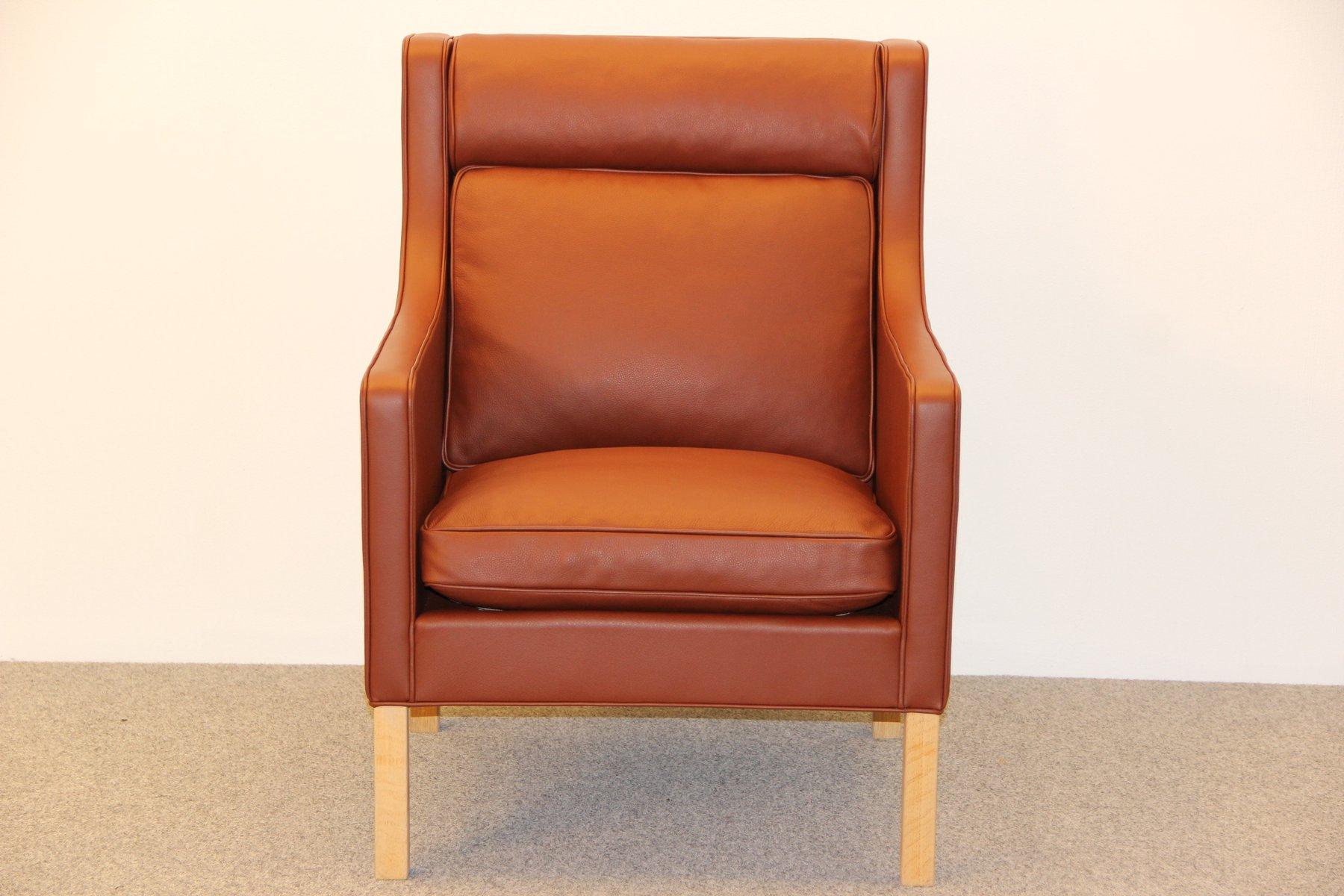d nischer modell 2431 sessel von b rge mogensen f r fredericia furniture bei pamono kaufen. Black Bedroom Furniture Sets. Home Design Ideas