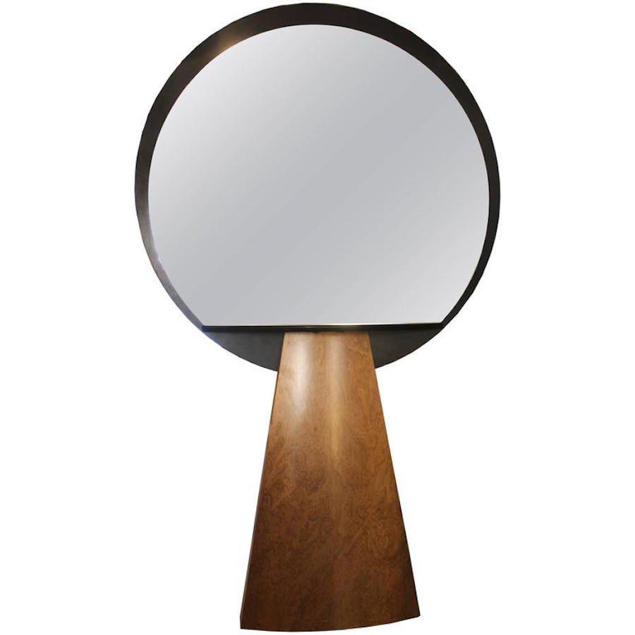 Italienische konsole mit spiegel von ettore sottsass 1970er bei pamono kaufen - Konsole mit spiegel ...