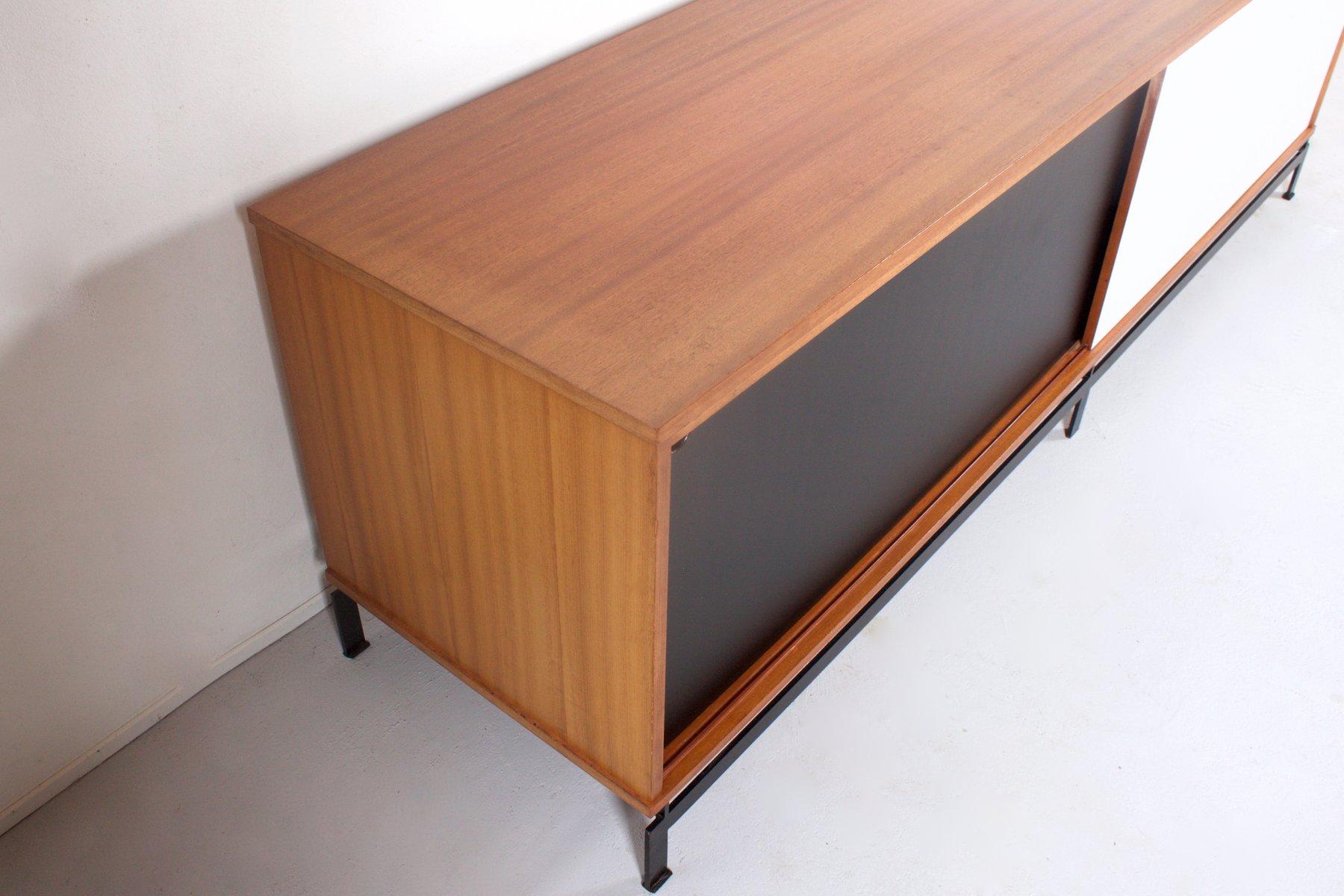 belgische anrichte mit schiebet ren von a bielen 1956. Black Bedroom Furniture Sets. Home Design Ideas