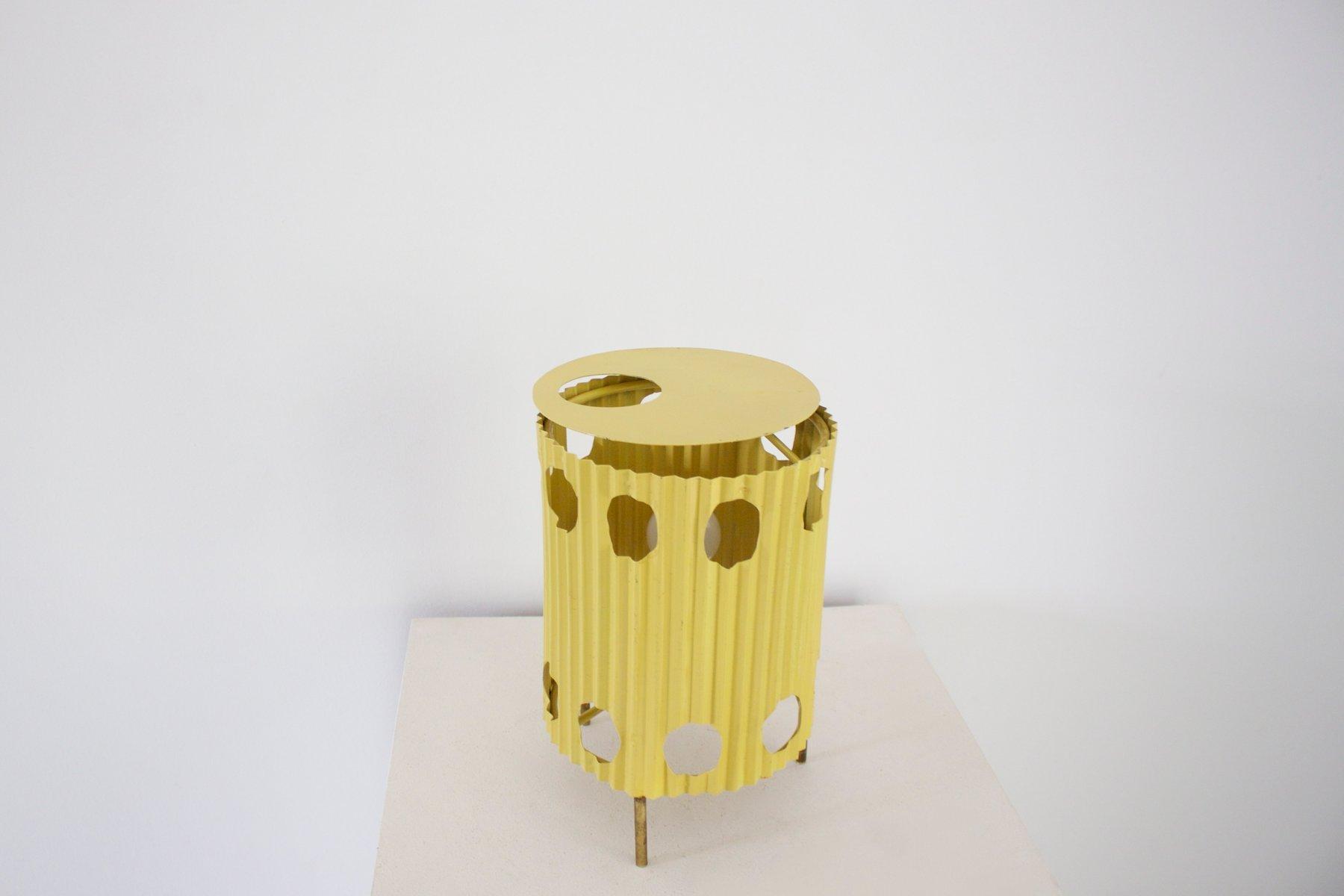 Java Tischlampe von Mathieu Matégot, 1954