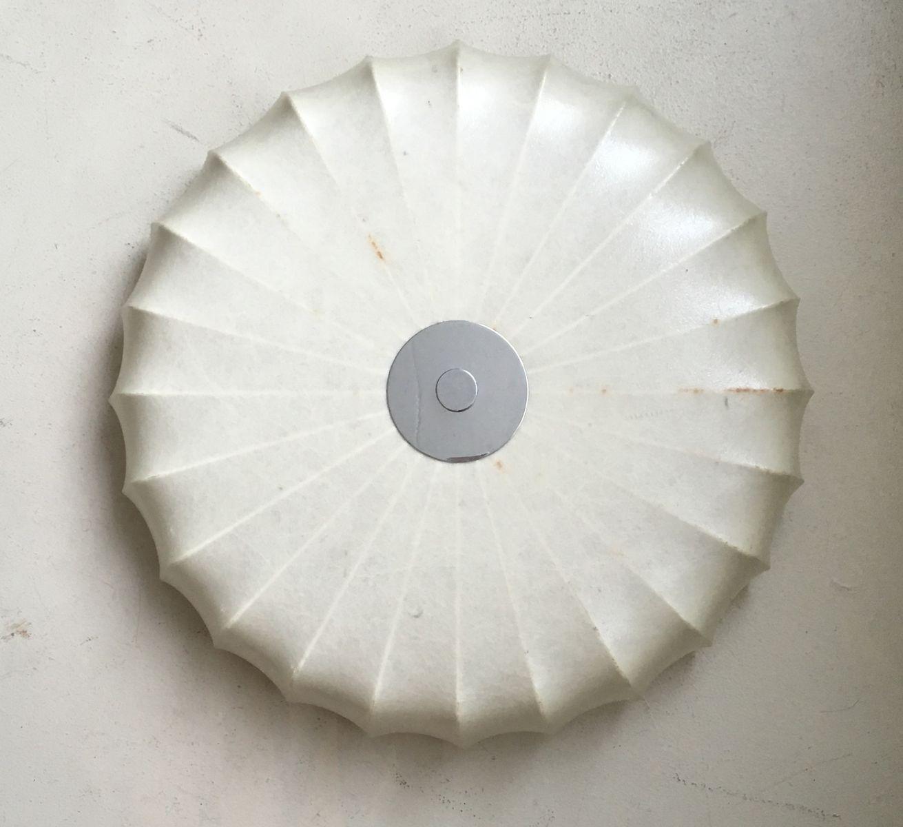 Kokon Deckenlampe von Achille Castiglioni, 1960er