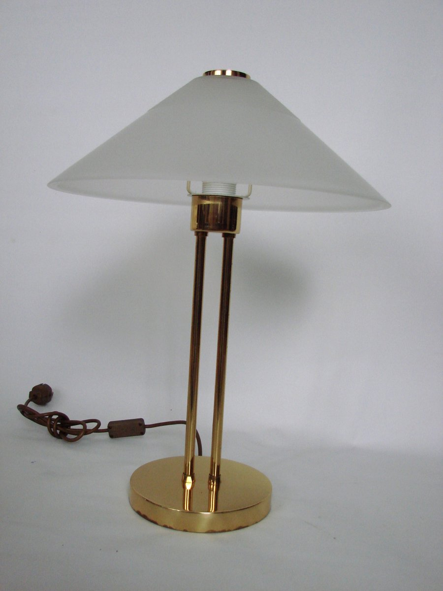 Tischlampe von Hustadt, 1970er