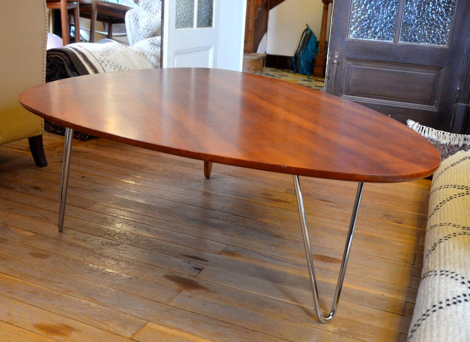 Vintage Rudder Coffee Table By Isamu Noguchi For Herman Miller For - Noguchi rudder table