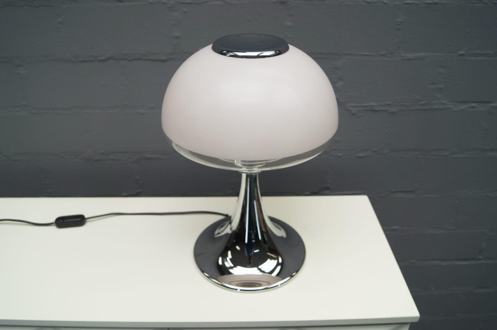 lampe de bureau europa par verner panton pour louis poulsen 1970s en vente sur pamono. Black Bedroom Furniture Sets. Home Design Ideas