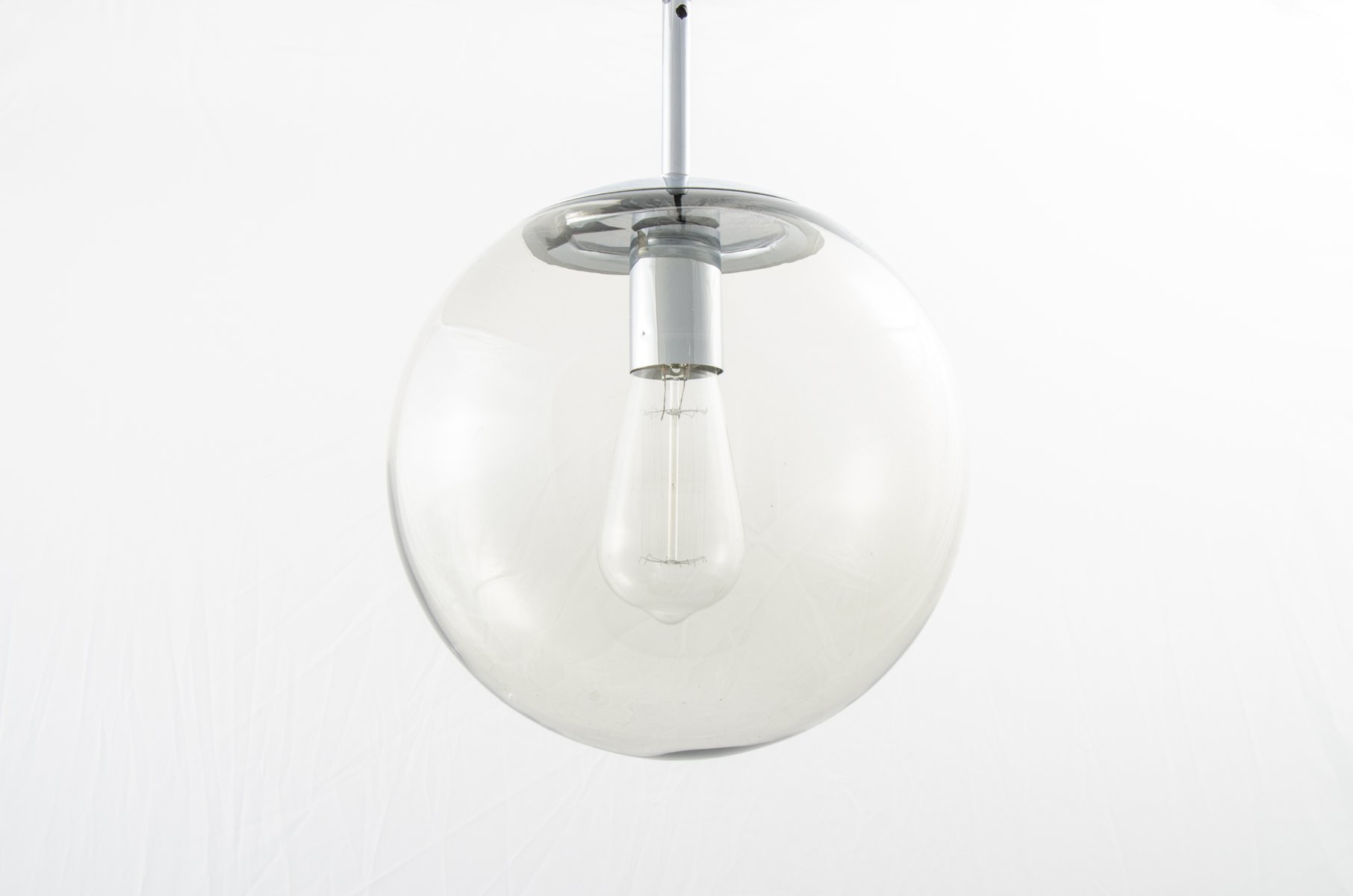 Kristal Lampen Amsterdam : Globus deckenlampe aus kristallglas von frank ligtelijn für raak
