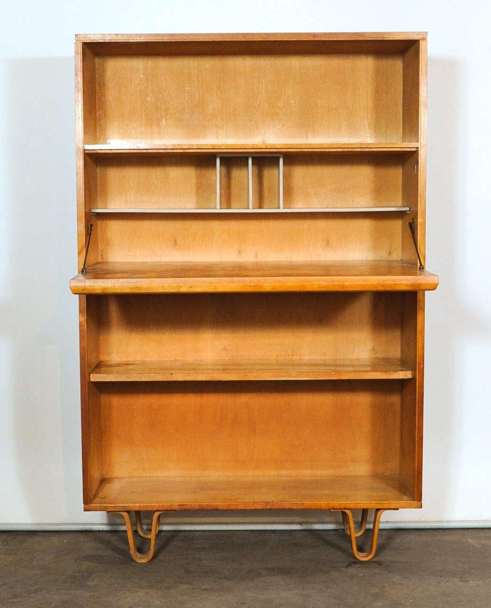 mid century birch series sekret r von cees braakman f r pastoe bei pamono kaufen. Black Bedroom Furniture Sets. Home Design Ideas