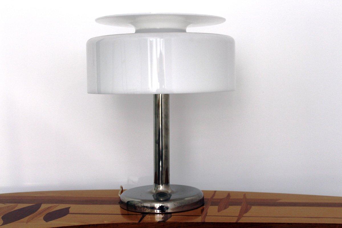 Große Tischlampe von J.T. Kalmar für Kalmar, 1960er