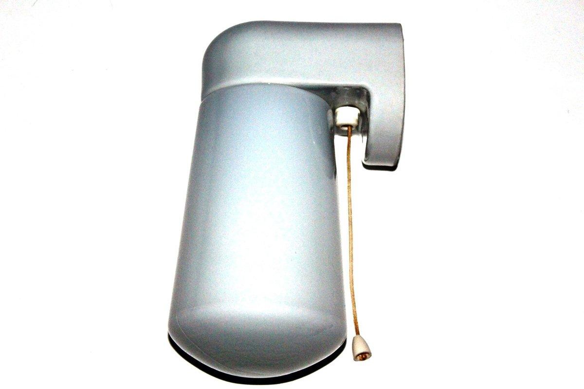 Vintage Bauhaus Wandlampe von Wilhelm Wagenfeld für Lindner