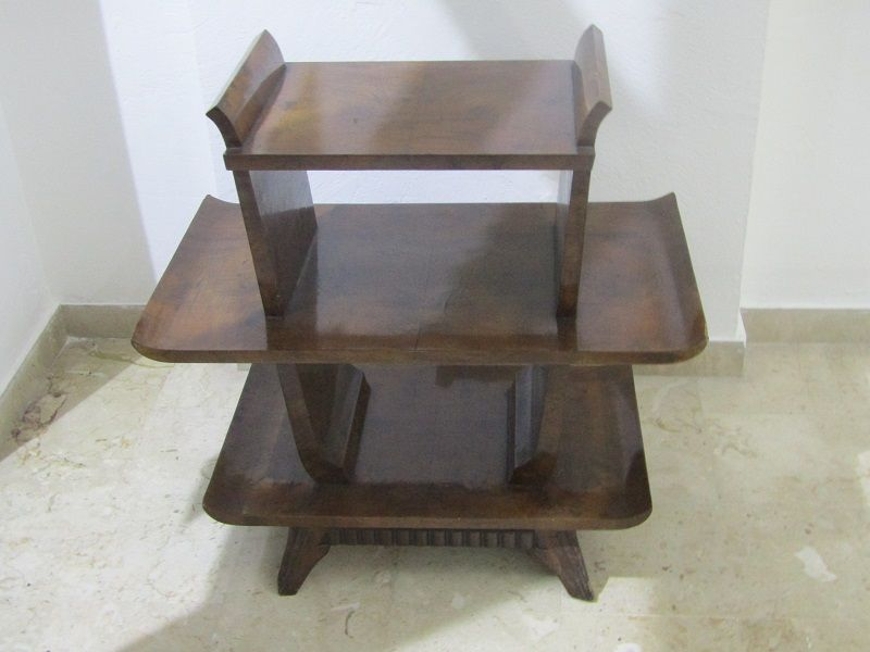 table basse art d co italie 1925 en vente sur pamono. Black Bedroom Furniture Sets. Home Design Ideas