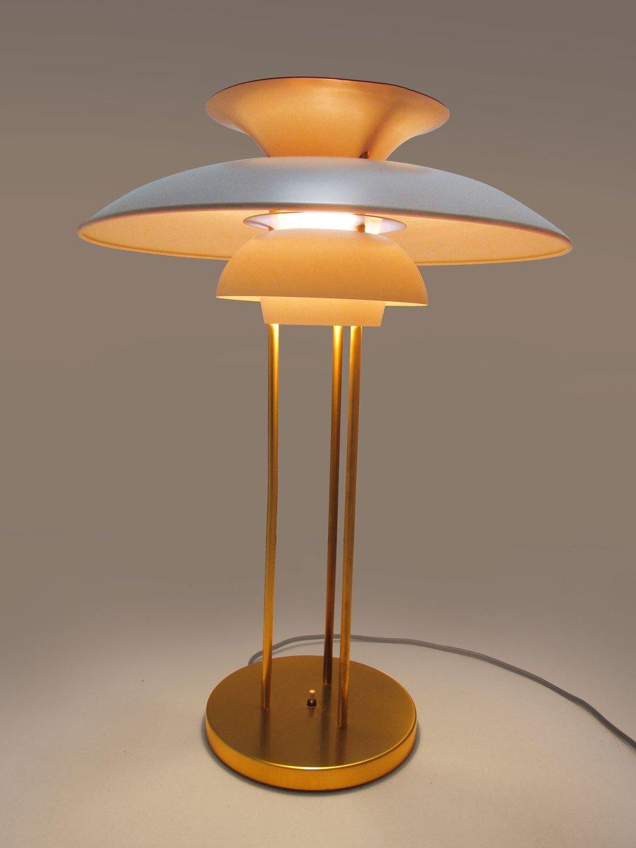 lampe murale ph5 table par poul henningsen pour louis poulsen 1960s en vente sur pamono. Black Bedroom Furniture Sets. Home Design Ideas
