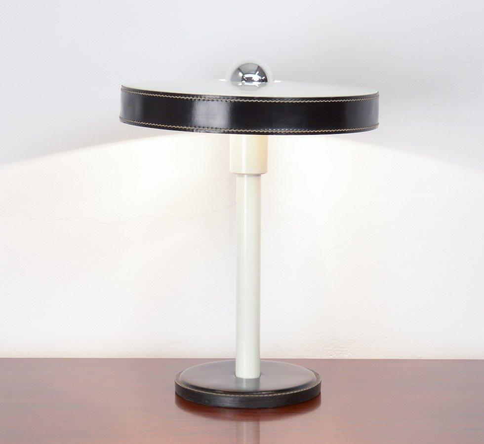 Minimalist Black White Desk Lamp By L Kalff For Philips