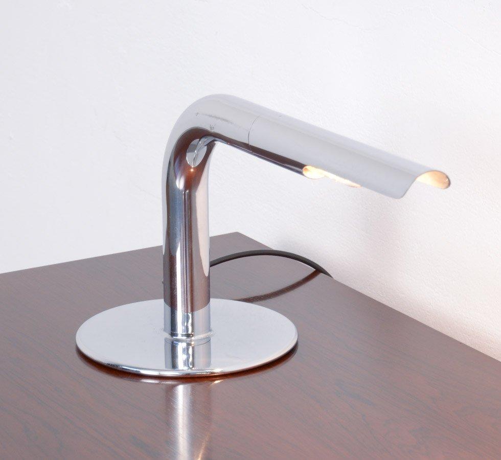 Lampada da tavolo gulp vintage di ingo maurer per design m - Lampada da tavolo di design ...