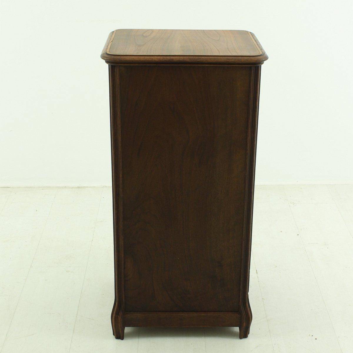 table de chevet antique 1900s en vente sur pamono. Black Bedroom Furniture Sets. Home Design Ideas