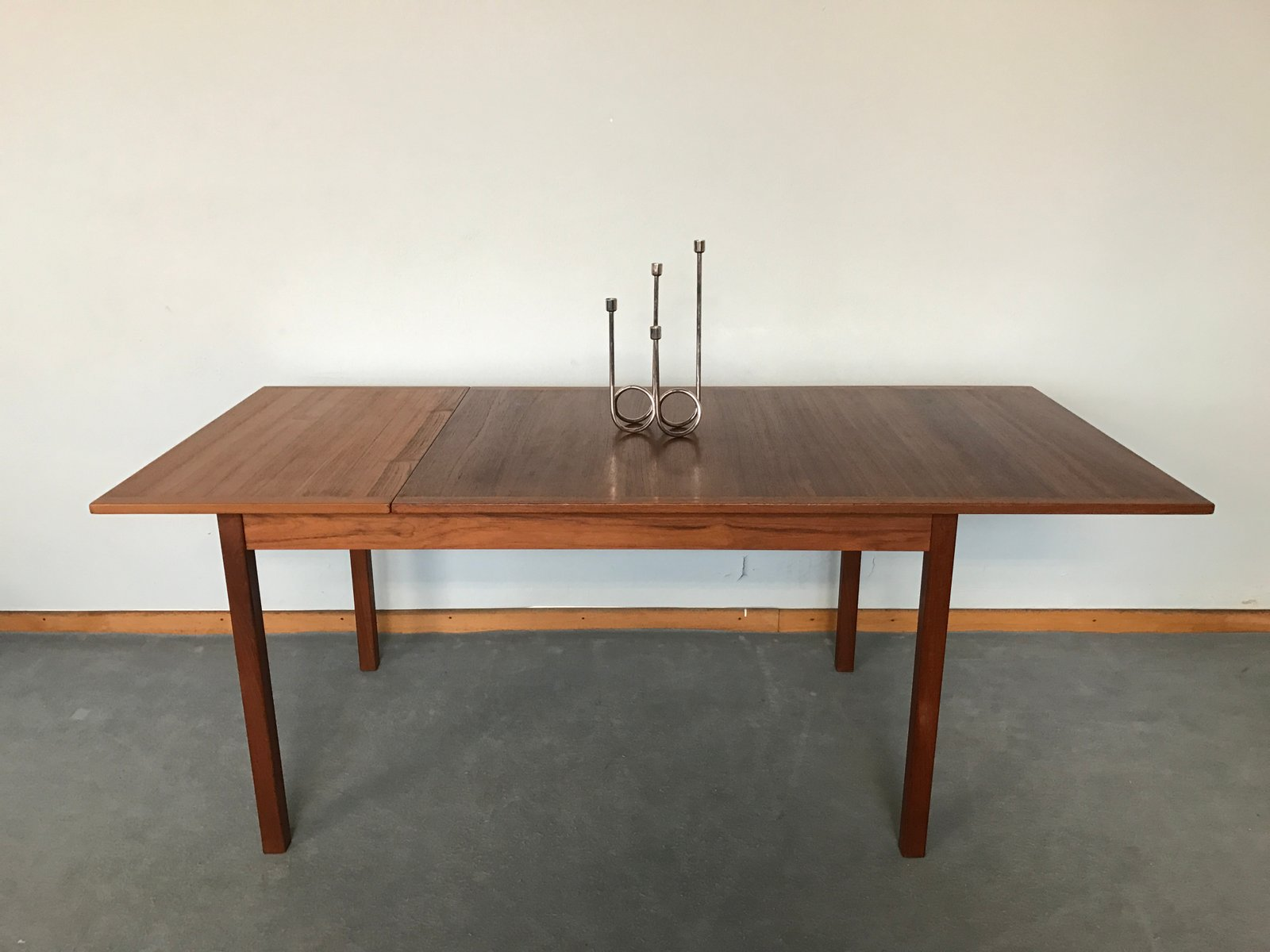 Vintage Scandinavian Teak Dining Table By Nils Jonsson 12. $1,199.00. Price  Per Piece