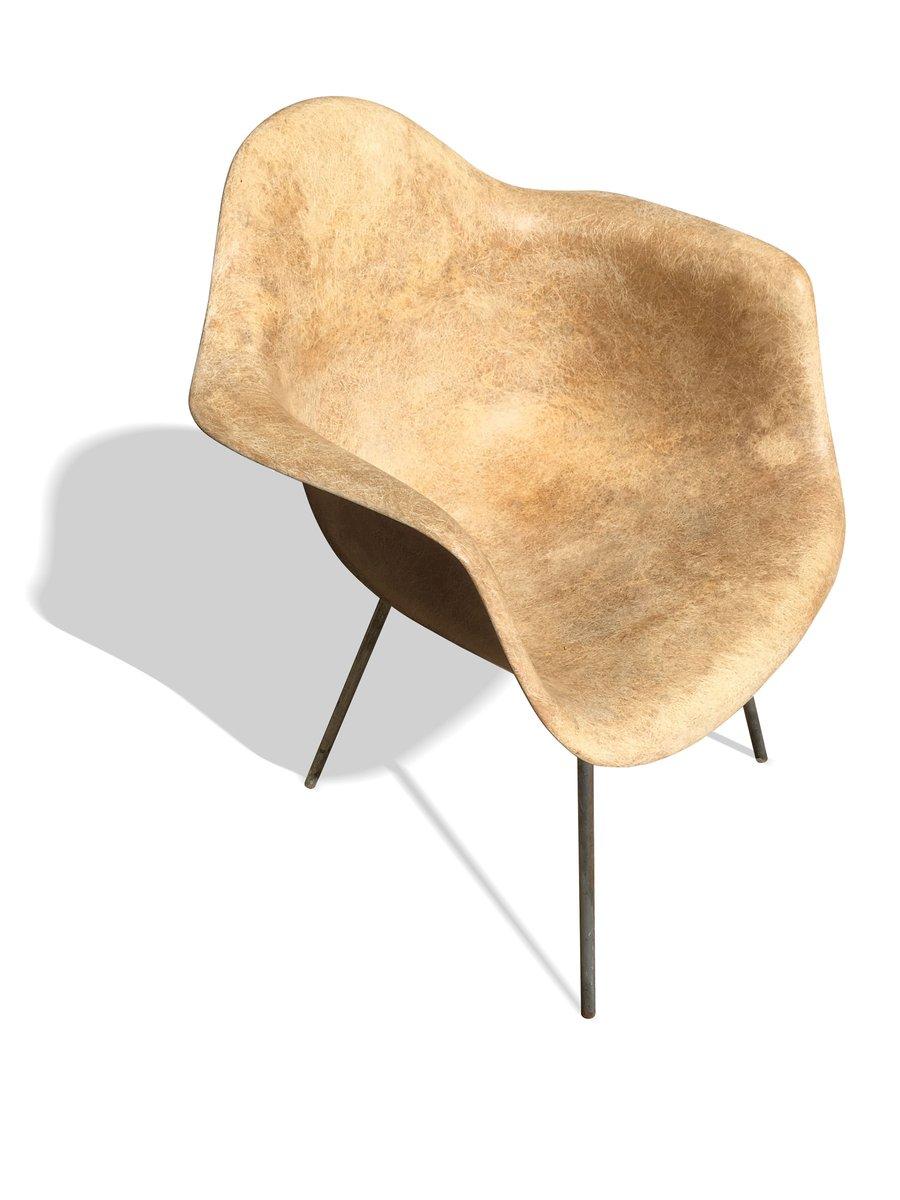 DAX Sessel von Charles & Ray Eames für Zenith Plastics, 1955