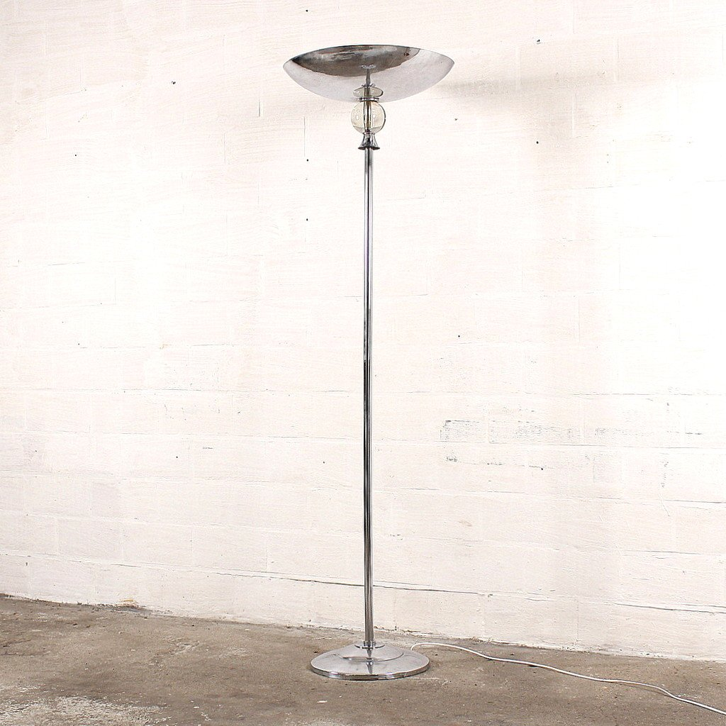 Vintage Art Deco Floor Lamp For Sale At Pamono