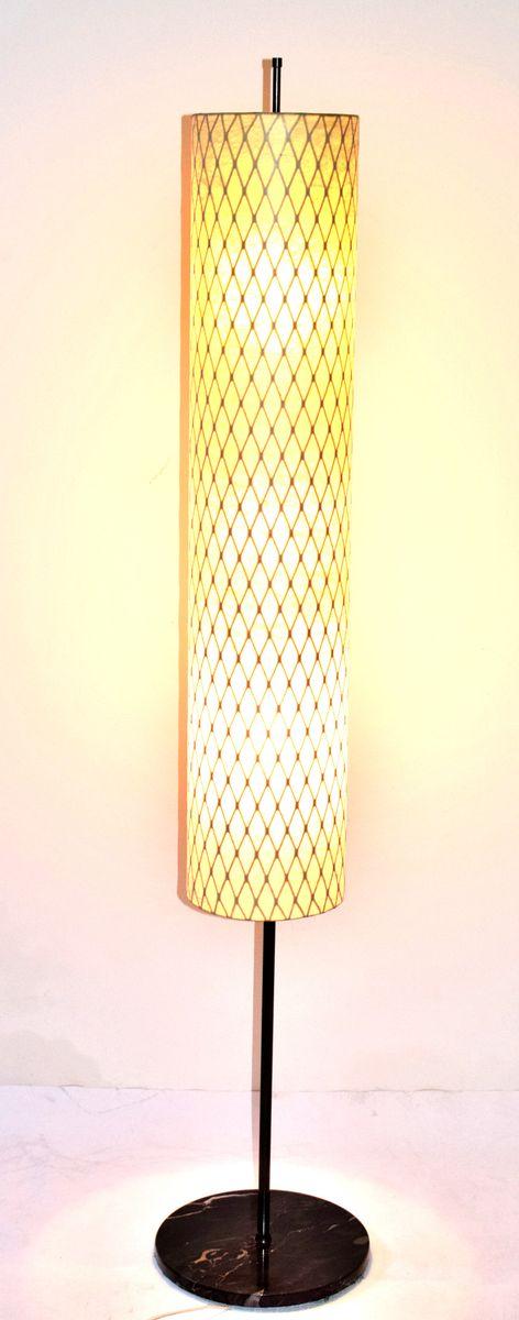 Österreichische Cocoon Stehlampe, 1960er