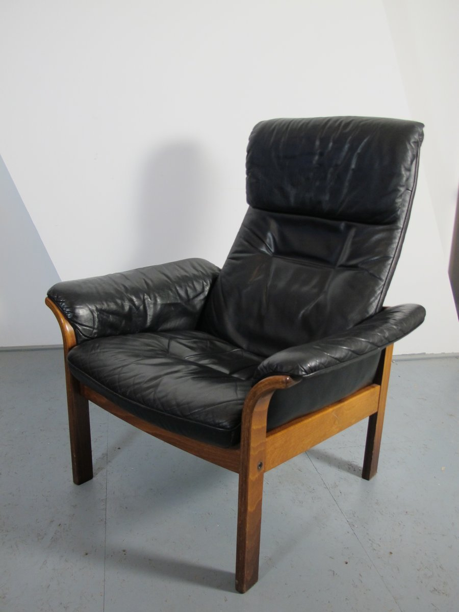 Scandinavian lounge chair from g mobel for sale at pamono for Design sale mobel