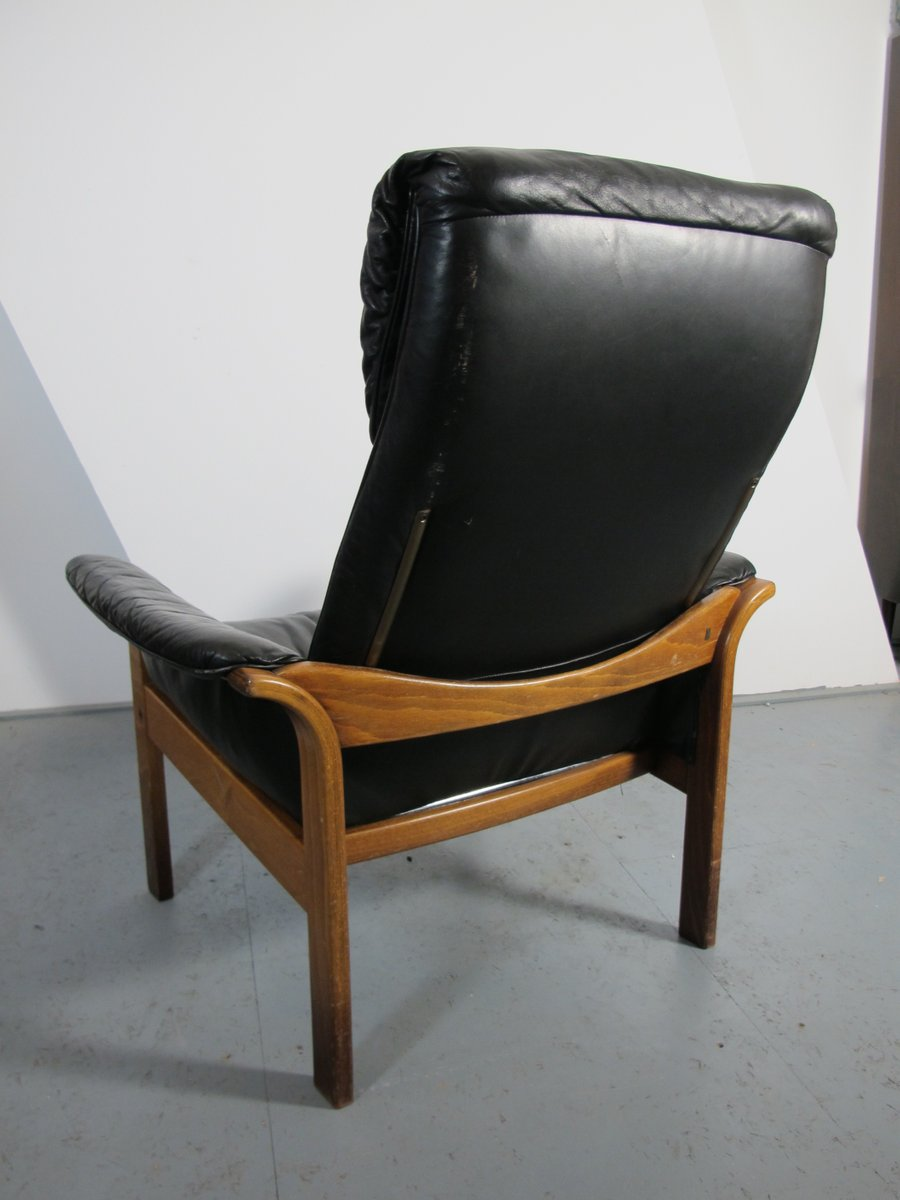 Scandinavian Lounge Chair From G Mobel For Sale At Pamono