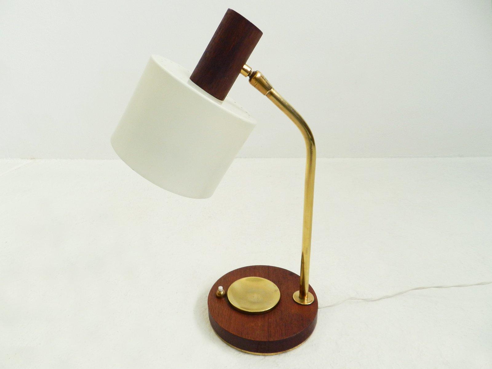 Lampada da tavolo vintage nordica in vendita su pamono - Lampada da tavolo vintage ...