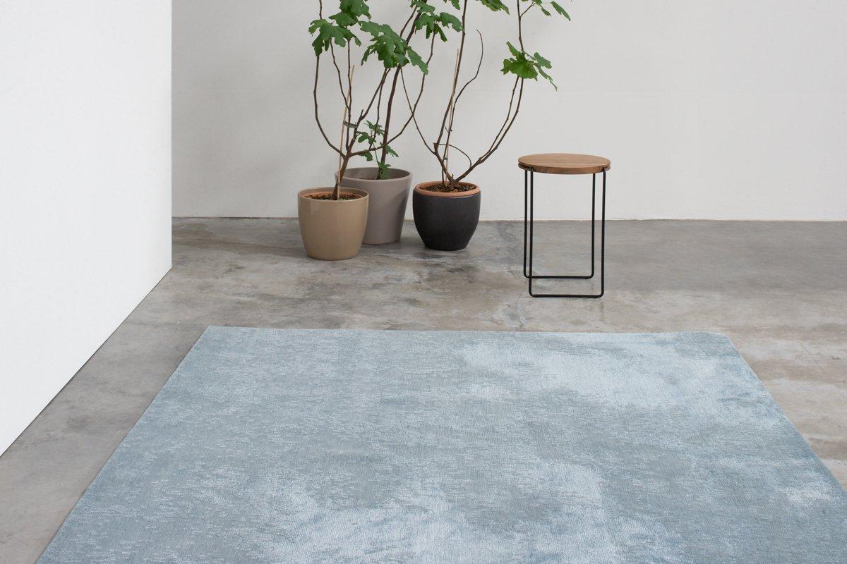 nepal teppich in blau von jono concepts bei pamono kaufen. Black Bedroom Furniture Sets. Home Design Ideas
