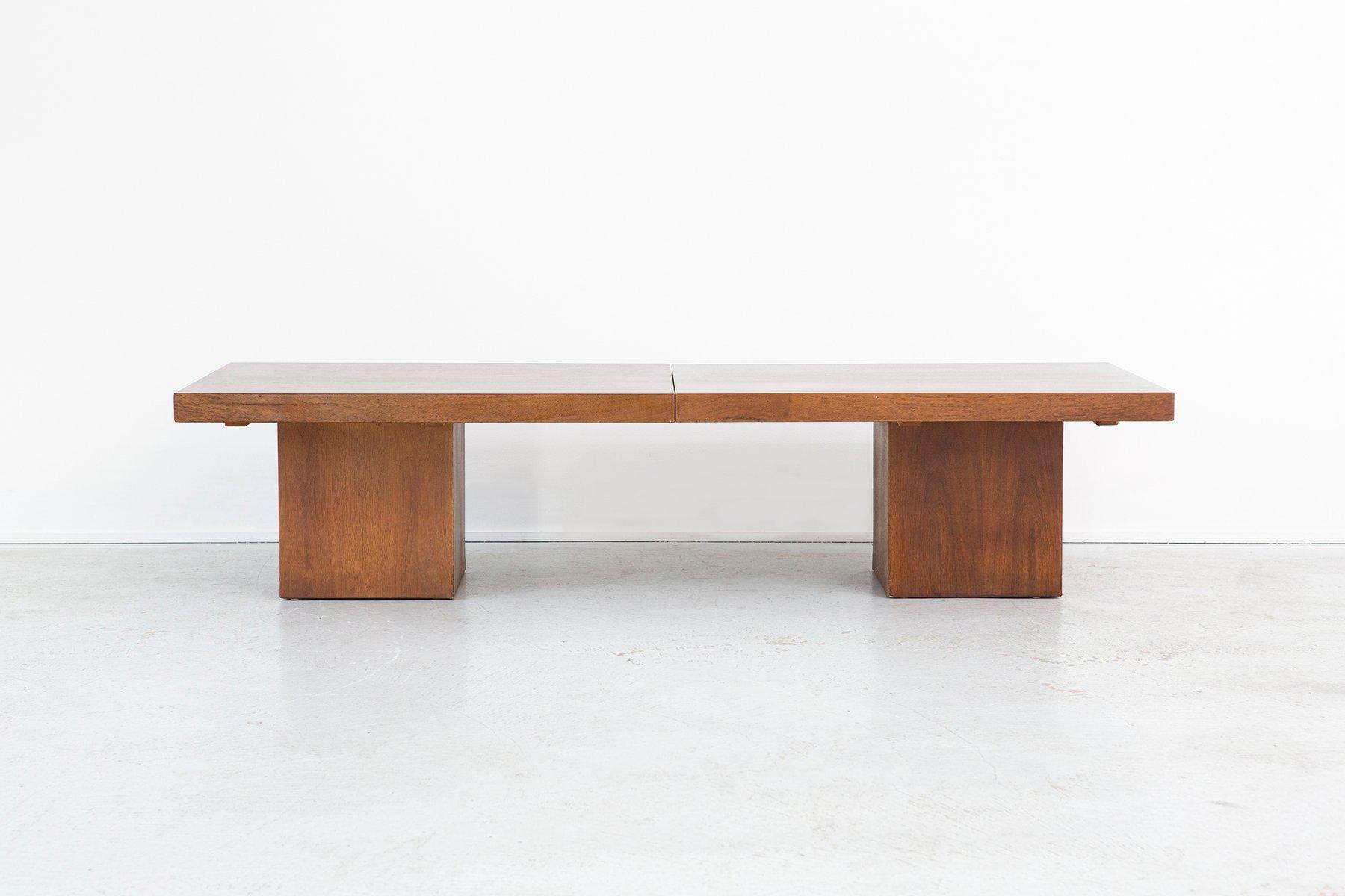 Extending Coffee Table By John Keal For Brown Saltman, 1960s