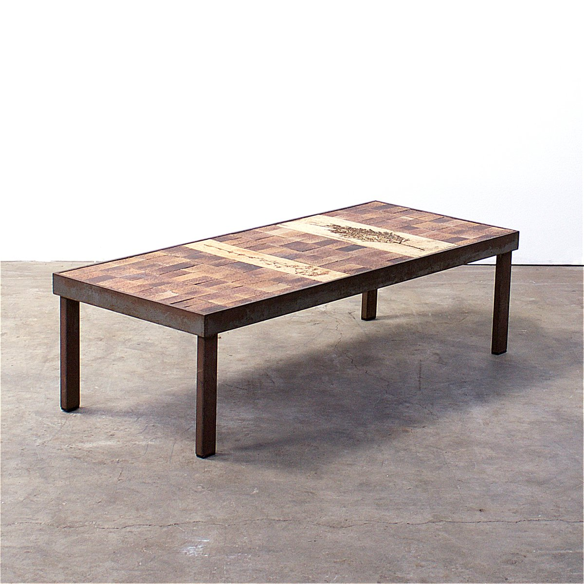 Coffee Table 1950s: Coffee Table By Roger Capron, 1950s For Sale At Pamono