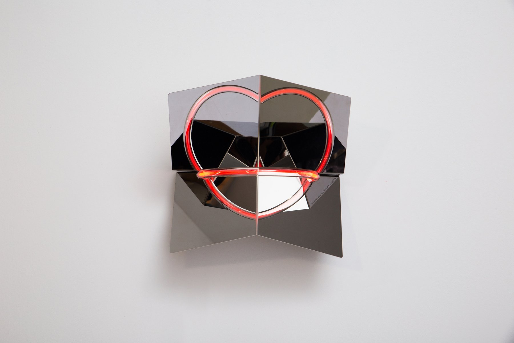 (breaking) Heart Lampe von Philipp Käfer