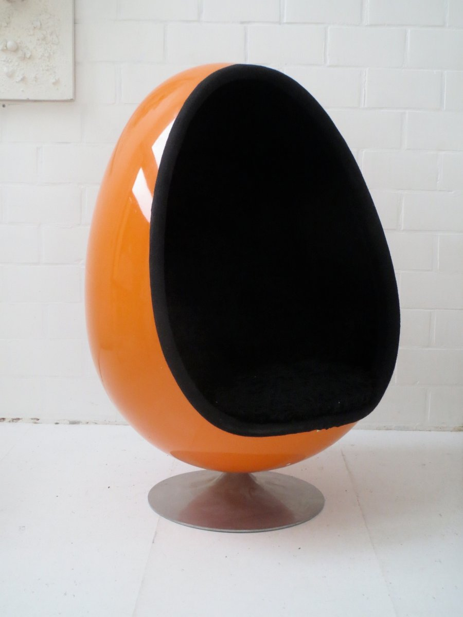 Ovalia egg chair by thor larsen for torlan staffanstorp for Egg chair nachbildung